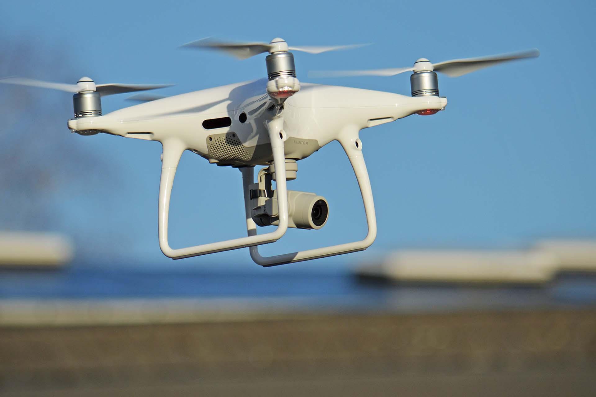 Drohnenschulung in NRW